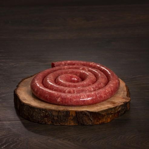 Salsiccia di Fassona Piemontese